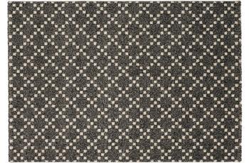 Schöner Wohnen Teppich, Davinci 602/ 040, schwarz
