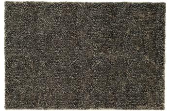 Schöner Wohnen Hochflor-Teppich, Emotion, 041, anthrazit