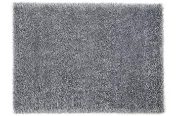 Sch�ner Wohnen Hochflor-Teppich, Feeling, silber, 55 mm Florh�he