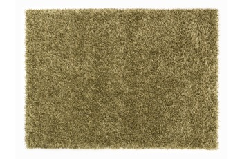 Sch�ner Wohnen Hochflor-Teppich, Feeling, gr�n, 55 mm Florh�he