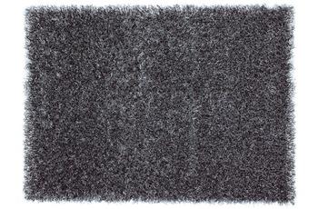 Schöner Wohnen Hochflor-Teppich, Feeling, anthrazit, 55 mm Florhöhe, 55 mm Florhöhe