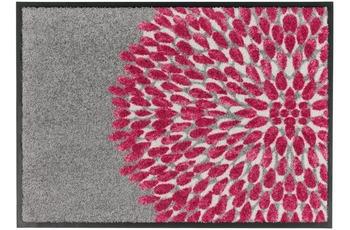 Schöner Wohnen Fussmatte Broadway Blume pink