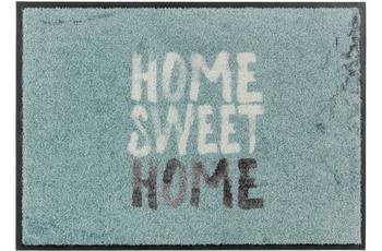 Sch�ner Wohnen Fussmatte Broadway Home Sweet H. t�rkis