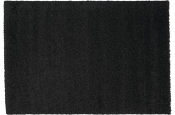 Sch�ner Wohnen Teppich, Maestro 001/ 040, schwarz