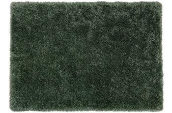 Schöner Wohnen Hochflor-Teppich, Pogo moosgrün