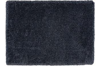 Sch�ner Wohnen Hochflor-Teppich, Pogo nachtblau