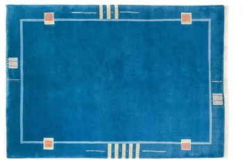 Shiva excl. - Teppich - 2185 blau 170 cm x 240 cm
