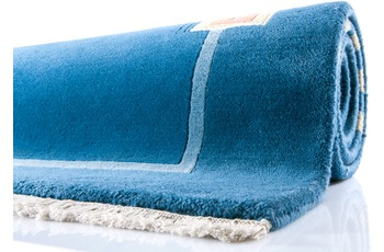 Shiva excl. - Teppich - 2185 blau