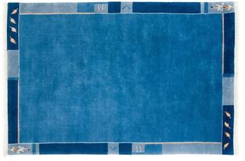 Shiva excl. - Teppich - 2203 blau 200 cm x 300 cm