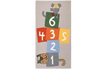 Sigikid Kinder-Teppich Bandidoleros Jump SK-3347-01kl beige 70 x 140 cm