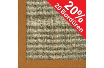 ilima Sisalteppich Agave Deluxe mit Fleckenschutz beigemix 80 x 200 cm