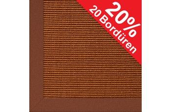 ilima Sisalteppich Agave Deluxe terra 80 x 200 cm
