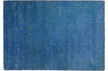 THEKO Teppich Color Shag 521 700 blau