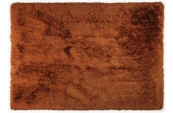 THEKO Teppich Flokato, UNI, terra 70cm x 140cm