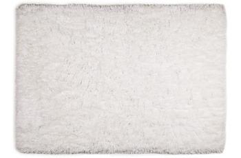 THEKO Teppich Flokato, UNI, white 120cm x 180cm