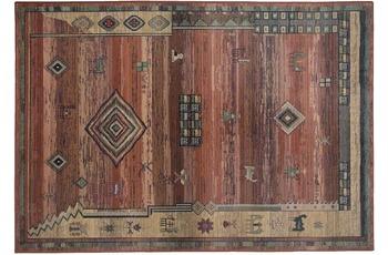 THEKO Teppich Gabiro 002 450 terra