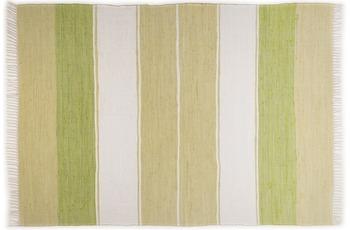 THEKO Teppich Happy Design, Stripes, green