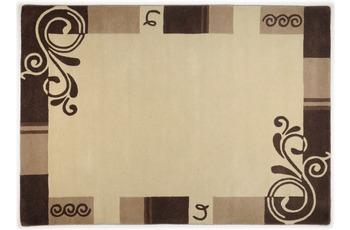 THEKO Teppich Hawai, FE-6188, beige multi 70cm x 140cm