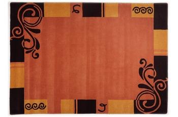THEKO Teppich Hawai, FE-6188, terra 70cm x 140cm