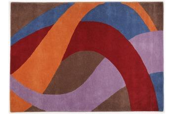 THEKO Teppich Hawai, FE-6838, multicolor 70cm x 140cm