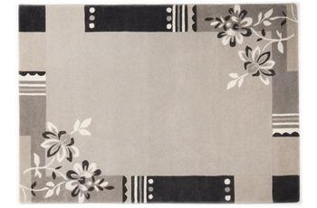 THEKO Teppich Napura, FE-6587, natural grey 70cm x 140cm