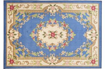 THEKO Teppich Versailles 501 700 blau