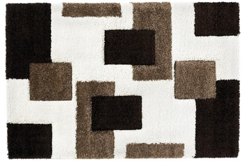 ThinkRugs Fashion 7646 Ivory/ Brown 160 x 220 cm