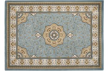 Think Rugs Heritage 4400 Blue 67 x 330 cm