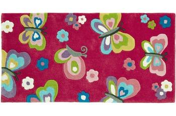 ThinkRugs Teppich Hong Kong 5234 Pink