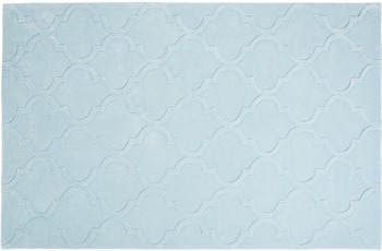 ThinkRugs Hong Kong 8583 Light Blue 120 x 170 cm