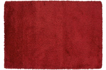 ThinkRugs Teppich Loft 01810A Rot