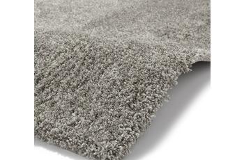 Think Rugs Teppich Loft 01810A Silber