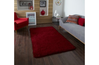 Think Rugs Teppich Monte Carlo Rot