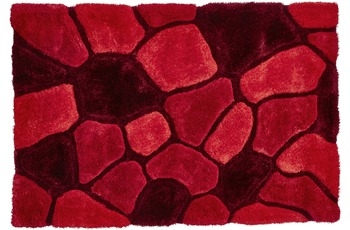 ThinkRugs Teppich Noble House NH5858 Rot