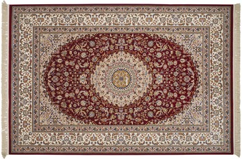 ThinkRugs Regal 0227A Rot