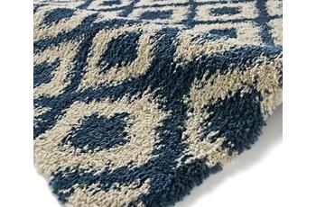 Think Rugs Royal Nomadic 5456 Blau/ Beige