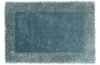 ThinkRugs Teppich Sable 2 Hell Blau