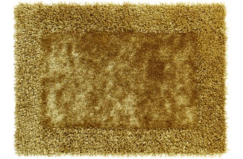 ThinkRugs Teppich Sable 2 Gelb
