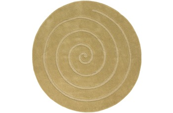 ThinkRugs Spiral Gold