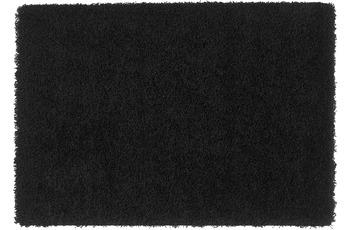 ThinkRugs Vista 2236 Black 133 cm rund