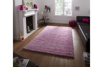 ThinkRugs Teppich Vista 2236 Pink