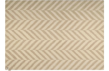 Tom Tailor Country - Zigzag beige 65 x 135 cm
