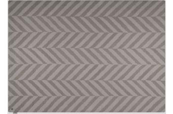 Tom Tailor Country - Zigzag grey 65 x 135 cm