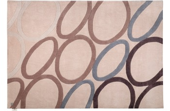 Tom Tailor Life - Oval beige 65 x 135 cm