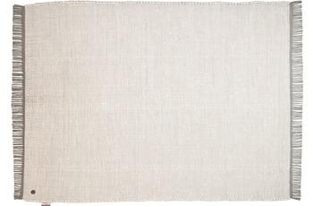 Tom Tailor Teppich Cotton Color, UNI, weiß