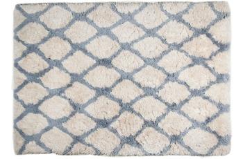 Tom Tailor Teppich Flocatic Design, lines, grau