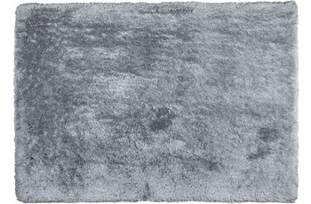 Tom Tailor Teppich Flocatic, UNI, grau
