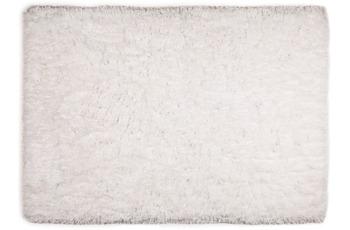 Tom Tailor Teppich Flocatic, UNI, weiß