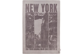 Tom Tailor Teppich Happy, New York, grau