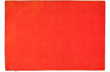 Tom Tailor Teppich Happy Solid, Uni, orange
